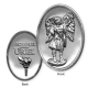 "AngelStar ""Archangel Pewter Medal Token"" Archangel Uriel"